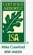 International Society of Arboriculture (ISA) Certified Arborist