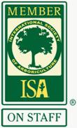 International Society of Arboriculture (ISA) Member